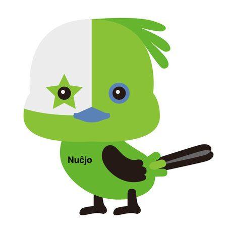 沼津エスペラント会のマスコットキャラクター:ヌーチョ